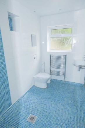 Annexe Shower Rm