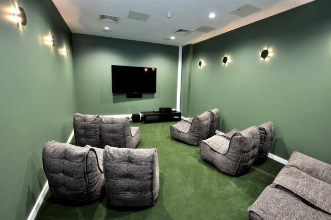 cinema room (Main)