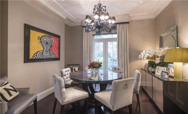 Nw1: Dining Room