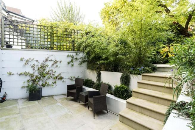 Nw3: Patio