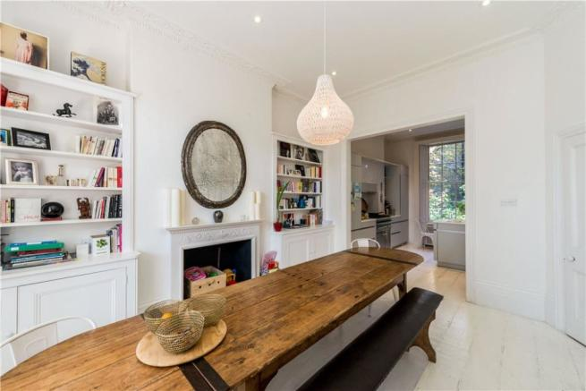 Nw1: Dining Area