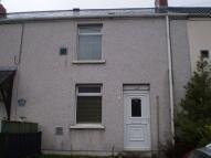 Terraced house in Garn Street, Abercarn...