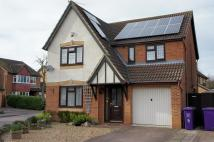 4 bed Detached house for sale in Bessemer Close, Hitchin