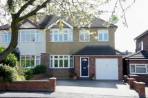semi detached house in Cambridge Road, Hitchin