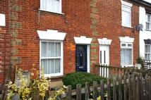 Terraced property for sale in Bunyan Road, Hitchin