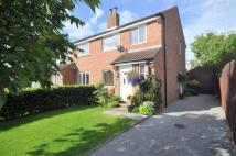 3 bedroom semi detached home in Cundall Avenue, Asenby...