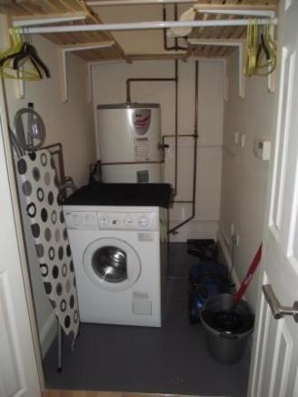 Store Room/ Laundry Room