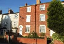 Terraced house in Alfreton Road, Nottingham