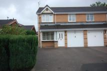 semi detached home in Dunston