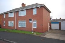 semi detached house for sale in Dunston
