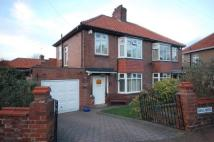 3 bedroom semi detached property in Swalwell