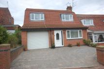 semi detached house in Lobley Hill