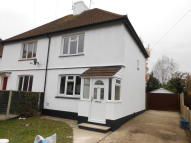 2 bedroom semi detached property in Weir Gardens, Rayleigh...