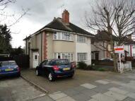 semi detached house for sale in Wood End Lane, Northolt...