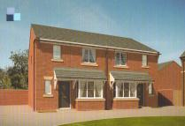 semi detached property in Grove Farm Development...