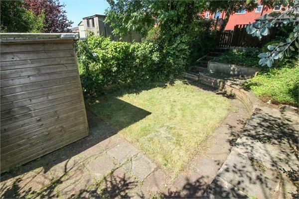 Rear garden angle 3