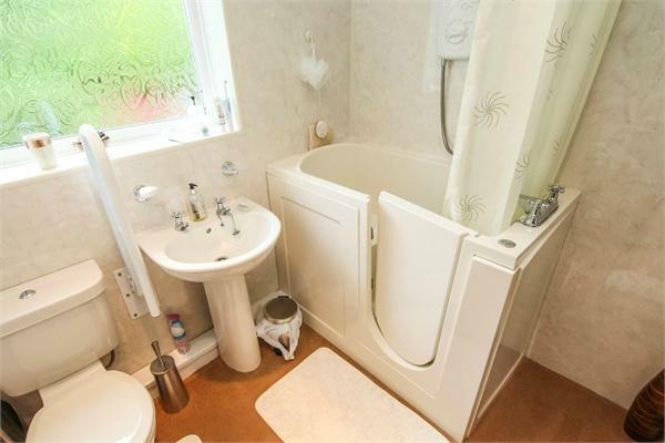 Downstairs Shower R