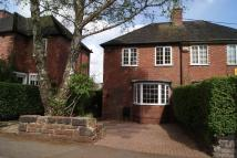 semi detached property for sale in Egerton Square...