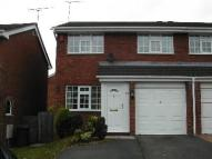 36 Selkirk Drive semi detached property to rent