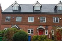 4 bed Town House to rent in 28 School Drive, Lymm...