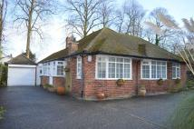 2 bedroom Detached Bungalow for sale in Chelford Road, Knutsford.