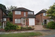 Detached property in Grove Park, Knutsford