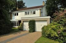 Detached home in Carrwood, Knutsford, WA16