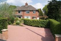3 bed semi detached home in Warren Avenue, Knutsford...
