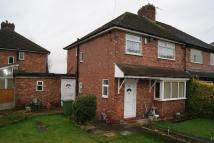 3 bed semi detached home in Warren Avenue, Knutsford