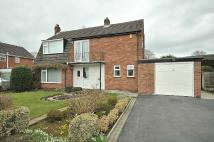 Detached home in Glebelands Road...