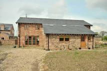 Barn Conversion for sale in Gleavehouse Lane...