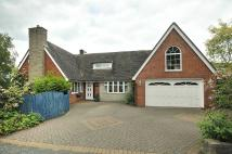 Detached home for sale in Woodlands Drive, Goostrey