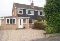 3 bedroom semi detached property in Teal Avenue, Knutsford