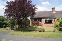 Semi-Detached Bungalow in Stage Lane, Lymm,