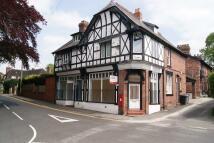 Shop in Mobberley Road...