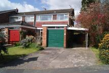 3 bedroom End of Terrace house in Shaw Drive, Knutsford