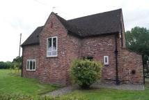 2 bedroom Detached house in Sudlow Lane, Tabley