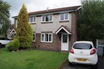 3 bedroom semi detached home for sale in Keepers Close, Knutsford.