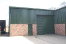 property to rent in Light Industrial/Storage Premises at Springwood Farm, Pavement Lane, Knutsford, Cheshire, WA16