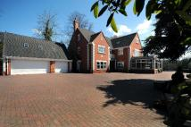 Detached house for sale in Westfields, Leek