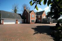 Detached house for sale in Westfields, Leek