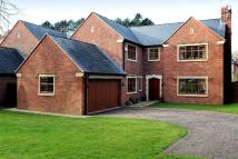 5 bedroom Detached house in West Drive, Cheddleton...