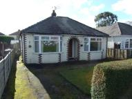 2 bed Detached Bungalow in Penningtons Lane...