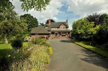 4 bed Detached house for sale in LAMBERTS LANE, Congleton...
