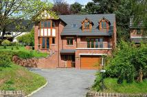 Detached house in Cheddleton Road, Leek...