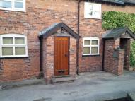 Cottage to rent in Chelford Road...