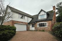 Detached home in Hunters Mews, Wilmslow...