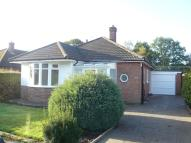 2 bed Detached Bungalow in Stanneylands Drive...