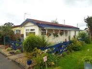 Park Home in Rowantree Road...