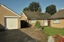 Detached Bungalow in Menlow Close...